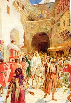 Triumphant Entry into Jerusalem